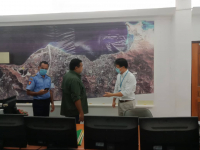Traballadór Timoroan Iha Austrália Tulun Vitima Inundasaun