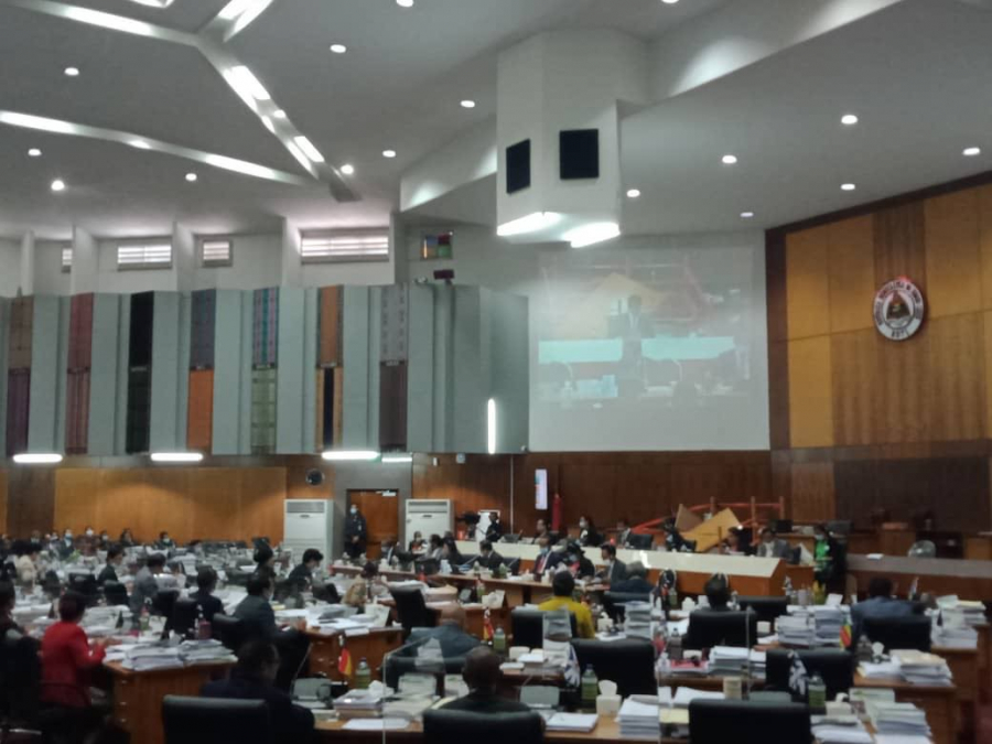 Bankada Governu iha PN, Entre 'Kaan Poder no Sinal Nakfera'